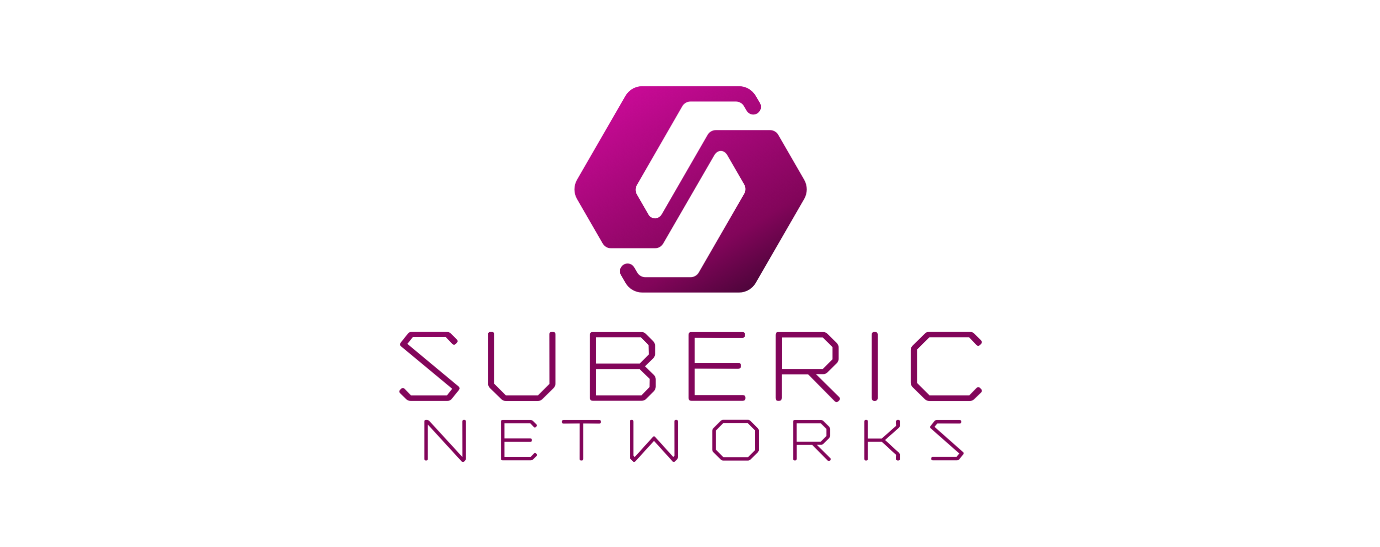 Suberic Networks Logo Vertical